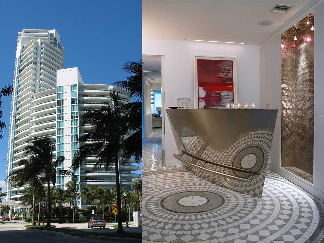 Appartamento privato Miami