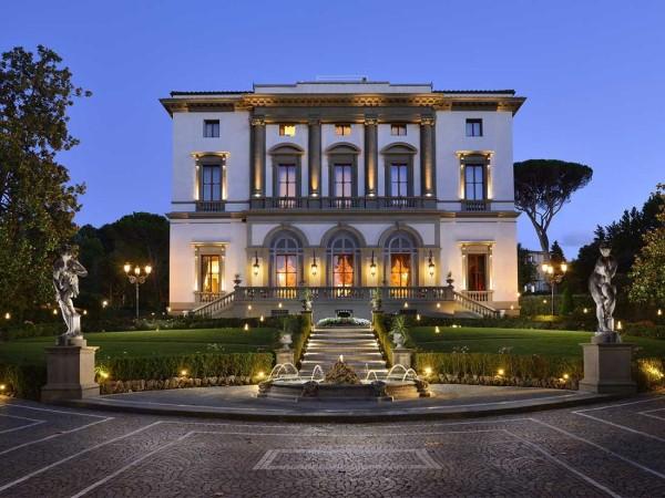 Villa Cora - Sala Ristorazione